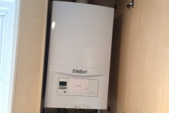 new combi boiler fitting