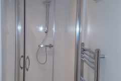 shower enclosure fitting